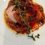 コルニーチェ -    豚肉のグリル