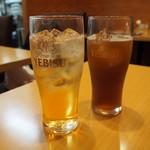 フランケル - ウメノファイバー&シーザリオ(黒糖梅酒)