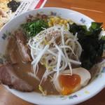 笑店 - 料理写真:味噌らぁ麺です☆ 2017-0525訪問