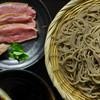 十割蕎麦と鴨料理 かもん - 料理写真:鴨せいろ