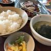 金剛園 ろまん亭 - 料理写真:ランチセット