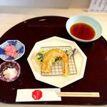 てんはち - 野菜の天ぷら