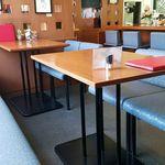 茶亭SUMI - テーブル席