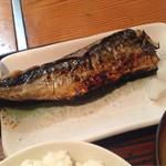みのや - 焼魚(さば)