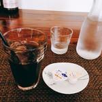 ミルポワ - アイスコーヒー