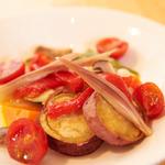 レブスケ - 野菜のマリネ盛合せ