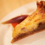 レブスケ - 料理写真:ベーコンのキッシュ(自家製)