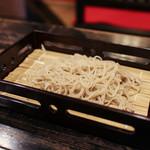 醍醐 - 料理写真:並蕎麦一枚☆