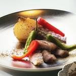 アリタポーセリンラボ - 「ありたぶた」の味噌漬ローストト
