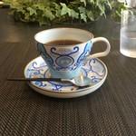 アリタポーセリンラボ - コーヒー