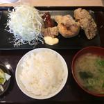 67736777 - ランチ定食 ¥1000+T