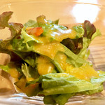 CHICKEN CREW - サラダ