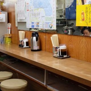 創業83年。古き良き昭和の雰囲気が味わえる、レトロな食堂
