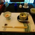 梅の花 - 料理写真:金賞豆腐&越のルビーの恵み