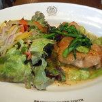 ブラッスリー・トゥース トゥース - メインランチA 鶏肉