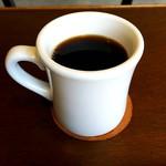 カフェシックス - ドリップコーヒー \400