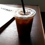 カフェシックス - アイスコーヒー テイクアウト \450