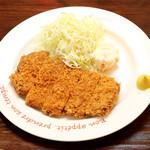 洋食酒場 GINZA-TEI - ロースかつ
