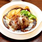洋食酒場 GINZA-TEI - ハンバーグ&チーズ