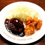 洋食酒場 GINZA-TEI - ハンバーグ&から揚げ