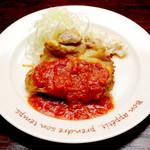 洋食酒場 GINZA-TEI - チキンソテー/トマト