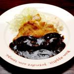 洋食酒場 GINZA-TEI - チキンソテー/デミ