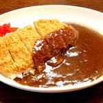洋食酒場 GINZA-TEI - ロースかつカレー
