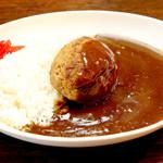 洋食酒場 GINZA-TEI - ハンバーグカレー