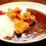洋食酒場 GINZA-TEI - から揚げカレー