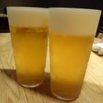 焼肉すどう - ビール