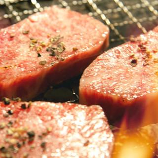 実直な美味しさを追求!良質揃いの肉×ホルモン!