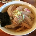 日光軒 - 私のチャーシュー麺
