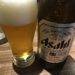 中華ダイニング 菜演 - 瓶ビール