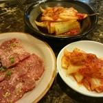 焼肉 コチカル - お得な焼き肉セット(タン)