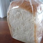 陽だまりベーカリー - 天然酵母山食パン