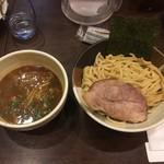 らー麺 鉄山靠 - 魚介豚骨つけ麺(並220g) 850円