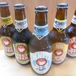 串焼 和樂 - ドリンク写真:店主が勤務していた木内酒造の常陸野ネストビール