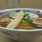 Niboshiiwashiramenen - 煮干しらーめん¥780