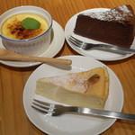 王どりー - 自家製デザート