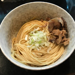 七福軒 - 替え玉(鶏油)