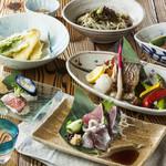 新潟 食楽園 - 2017夏のコース