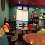 china cafe - 小さな可愛らしいお店