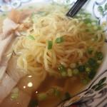 SUNNY KITCHEN - 麺アップ