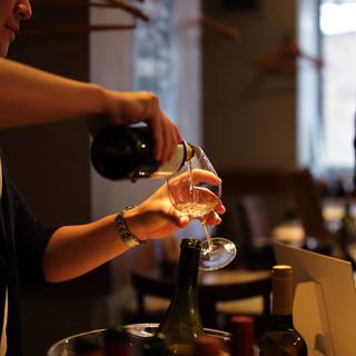 ラム肉と合わせる直輸入ワイン