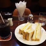 スメル - タマゴトーストセット