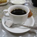 ユニオン - ホットコーヒー付
