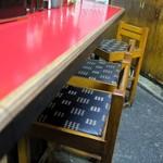 大羊飯店 - 昭和のカウンター&椅子
