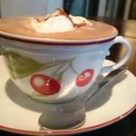 カフェ・ラ・バスティーユ - ショコラクレーム