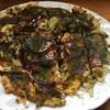 たまちゃん お好み焼き - 料理写真:
