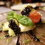 ピエーノ - ☆水茄子とモッツァレラチーズ(#^.^#)☆